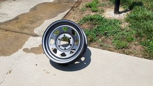 16 x 6 - 6 lug Trailer Wheel for Sale in Kernersville, NC