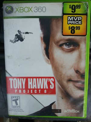 XBOX 360 TONY HAWK'S for Sale in Phillips Ranch, CA