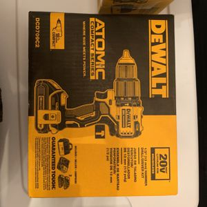 """DeWalt 1/2"""" Hammer Drill/Driver Kit Brand New for Sale in Vancouver, WA"""