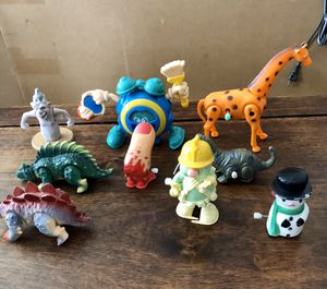 16 Vintage Collectible Wind-Up Toys! for Sale in San Francisco, CA