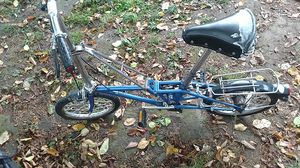 Dohan folding 3 speed bike for Sale in Port Orchard, WA