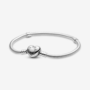 Pandora Moments Sterling Silver Charm Bracelet With Mother & Daughter Charms for Sale in Henderson, NV