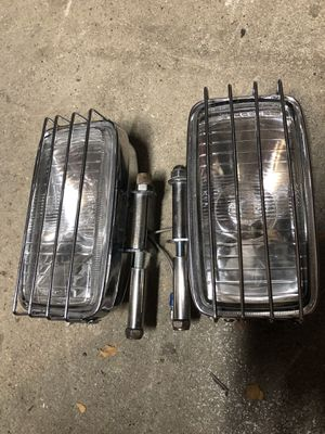Headlights fog lights used great shape for Sale in Chicago, IL