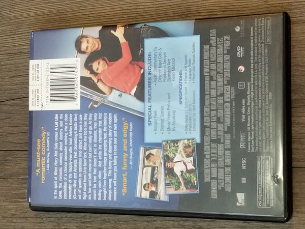 A Lot Like Love (DVD, 2005, Widescreen English/French/Spanish), Used