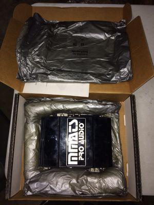 MMats pro audio M600.2D for Sale in Opa-locka, FL