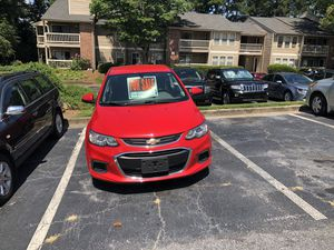 2017 Chevy sonic Premire for Sale in Roswell, GA