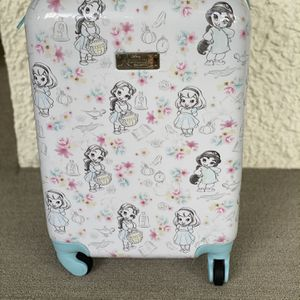 Disney Animators Collection Rolling Suitcase for Sale in Dundee, FL