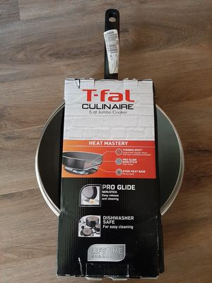 T fal 5 qt jumbo cooker for Sale in City of Industry, CA