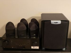 Home Theatre Entertainment System for Sale in Baltimore, MD