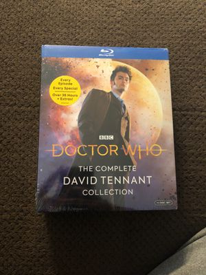 Doctor Who collection for Sale in Everett, WA