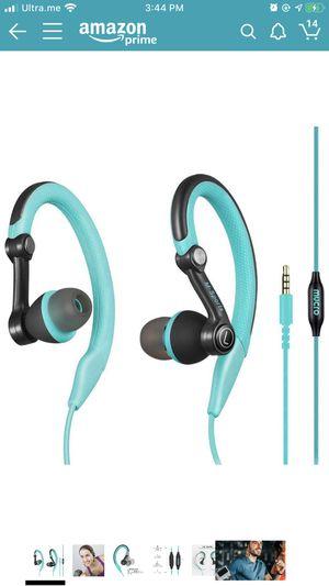Sport headphones earphones for Sale in Seattle, WA