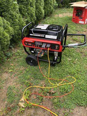 Generator 7000 watts for Sale in Yonkers, NY