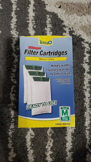 2 Filter Cartridges medium for Sale in Los Angeles, CA
