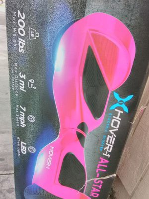 Pink hoverboard for Sale in Fresno, CA