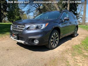 2017 Subaru Outback 2.5i Limited, AWD, Loaded, Eyesight, Nav, Safe!!! for Sale in Portland, OR
