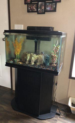 Fish tank 30gallon for Sale in Orlando, FL