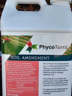 SOIL AMENDMENT!!! HIGH QUALITY GREEN ALGAE!!! for Sale in Mesa,  AZ