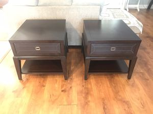 American Signature side tables end tables for Sale in Ocoee, FL
