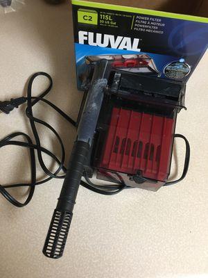 Fluval C2 aquarium filter for Sale in Issaquah, WA