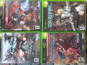 Xbox and Xbox 360 games for Sale in San Diego, CA