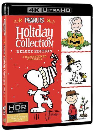 Peanuts Holiday Collection (4K Ultra HD + BD+UV) [Blu-ray] for Sale in La Mirada, CA