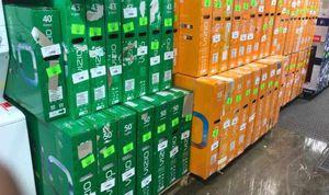 """Brand New ONN ROKU TV 32"""" Open box w/ warranty SQC for Sale in Dallas, TX"""