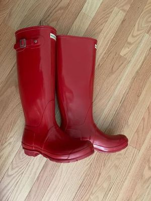 Women's Hunter Rain Boots, size 8 for Sale in Columbus, OH