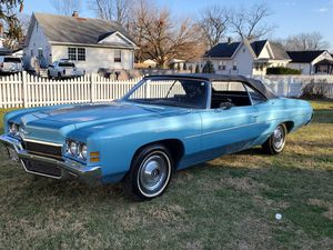 1972 Chevy Impala Convertable for Sale in Indianapolis, IN