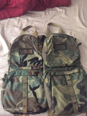 2 camelbaks (hiking backpacks) for Sale in Riverview, FL