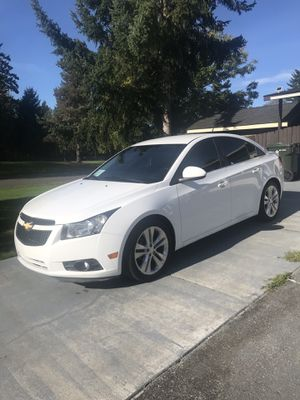 2013 Chevy Cruze for Sale in Auburn, WA