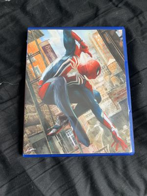 Ps4 Spider-Man Game of the year edition for Sale in Iowa City, IA