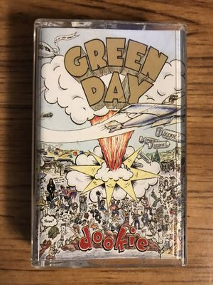 Green Day - Dookie (Original Cassette) for Sale in Chicopee, MA