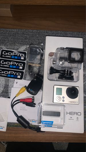 GoPro Hero 3 for Sale in Chula Vista, CA