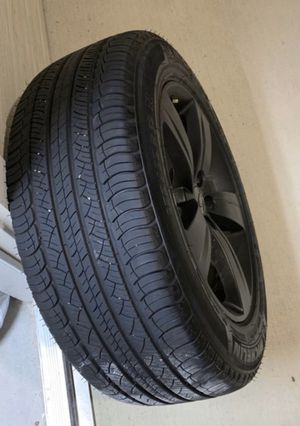 4 New SUV Michelin Tires (less than 100 miles) for Sale in Bowie, MD
