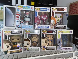 Pop Funko action figures for Sale in Columbia, MD