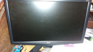 Acer Computer Monitor and Tower for Sale in Simpsonville, SC