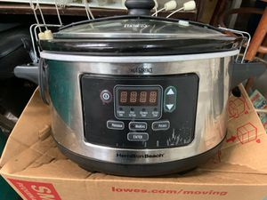 Crock pot for Sale in Raleigh, NC