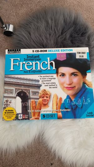 LearnFrench for Sale in South San Francisco, CA