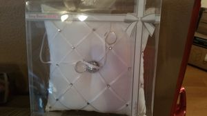 Wedding ring pillows NEW for Sale in Alexander, AR