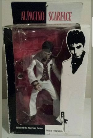 Scarface Action Figure for Sale in Portland, OR