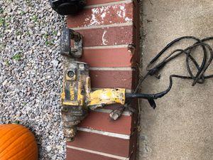 Dewalt rotary hammer drill for Sale in Oklahoma City, OK