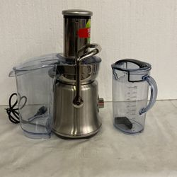 Breville the Juice Fountain Cold XL Juicer - Brushed Stainless Steel BJE830BSS1USC1 for Sale in Fort Lauderdale,  FL