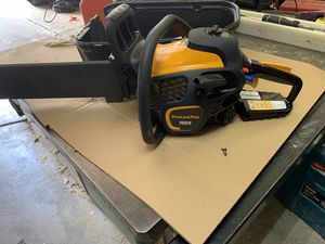 "20"" chain saw new for Sale in Damascus, MD"