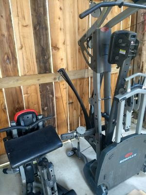 Bowflex Ultimate 2 with Accessories & Stand - Exercise Workout Gym Equipment for Sale in Southampton Township, NJ