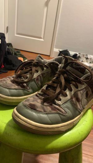 Nike sb aesthetic shoe for Sale in Oakland, CA