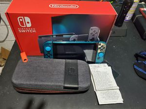 Nintendo switch like new. for Sale in Knoxville, TN