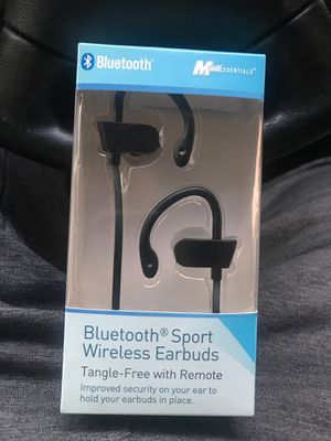 Bluetooth Sport Earbuds for Sale in Baltimore, MD