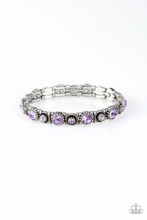 Heavy On The Sparkle - Purple Bracelet for Sale in Denver, CO