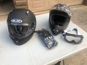Motorcycle helmets for Sale in Cumming, GA