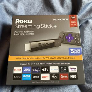 Roku Streaming Stick+ for Sale in Pine City, MN
